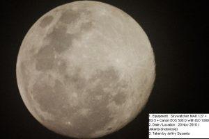Full Moon - Jakarta