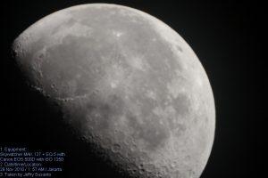 Half Moon - Jakarta