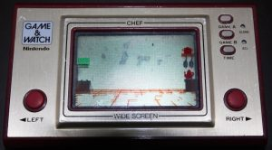Chef (1981, LCD, 2 LR/SR44 Batteries, Model#FP-24)