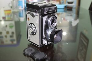 Rolleiflex T grey version